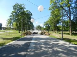 2. Jõhvi jalakäijate promenaad, klinker-, ääre-, ja tänavakivi paigaldus.JPG